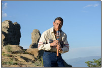 Chimney Rock Native American Flute Music