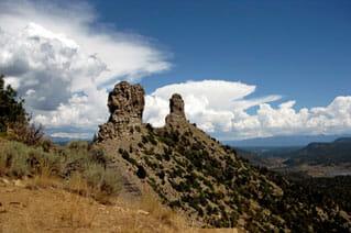 chimney rock colorado