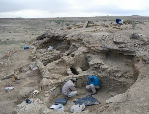 Free Lecture Series Continues with Archaeologist Jason Chuipka